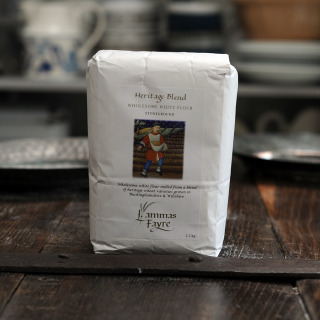 Heritage Blend Wholesome White Flour