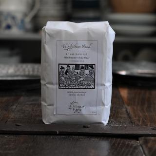 Elizabethan Blend Manchet (White) Flour