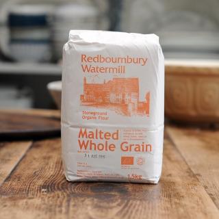 Redbournbury Organic Malted Wholegrain Flour