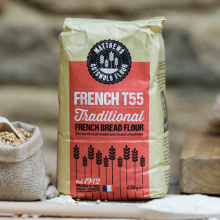 Matthews French Bread Flour T55