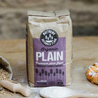 FWP Matthews Organic Plain Flour