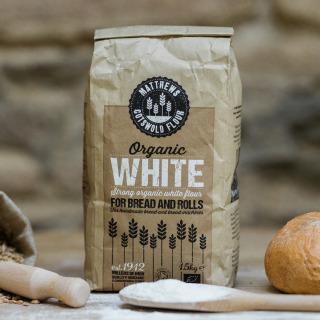 FWP Matthews Organic Strong White Flour