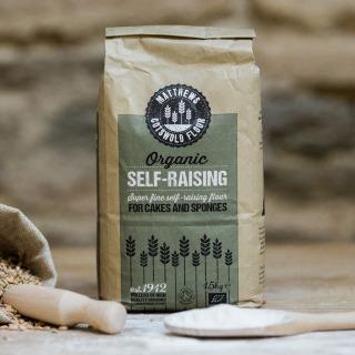 FWP Matthews Organic Plain Self-Raising Flour