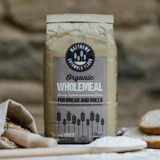 FWP Matthews Organic Wholemeal Flour