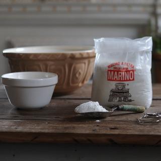"Organic Type ""0"" Flour"