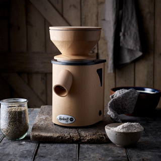 Mockmill 100 LINO - with FREE Grain