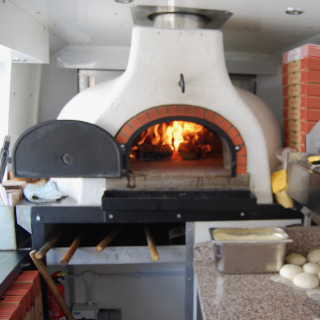F1030 Pizza Oven Vehicle Fit