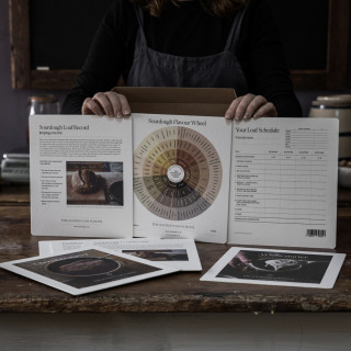 Sourdough Loaf Record Kit – Limited Edition