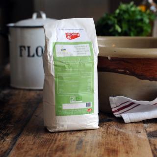 Farine Biologique Epeautre T110 (French Organic Spelt Flour)