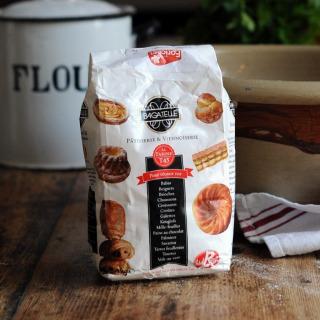 Farine de Gruau T45 (French Croissant and Brioche Flour)