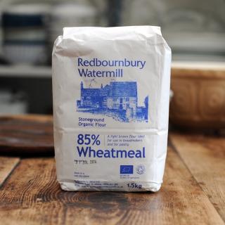 Redbournbury Organic 85% Wholemeal Flour