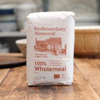 Redbournbury Organic Wholemeal Flour