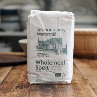 Redbournbury Organic Spelt Flour