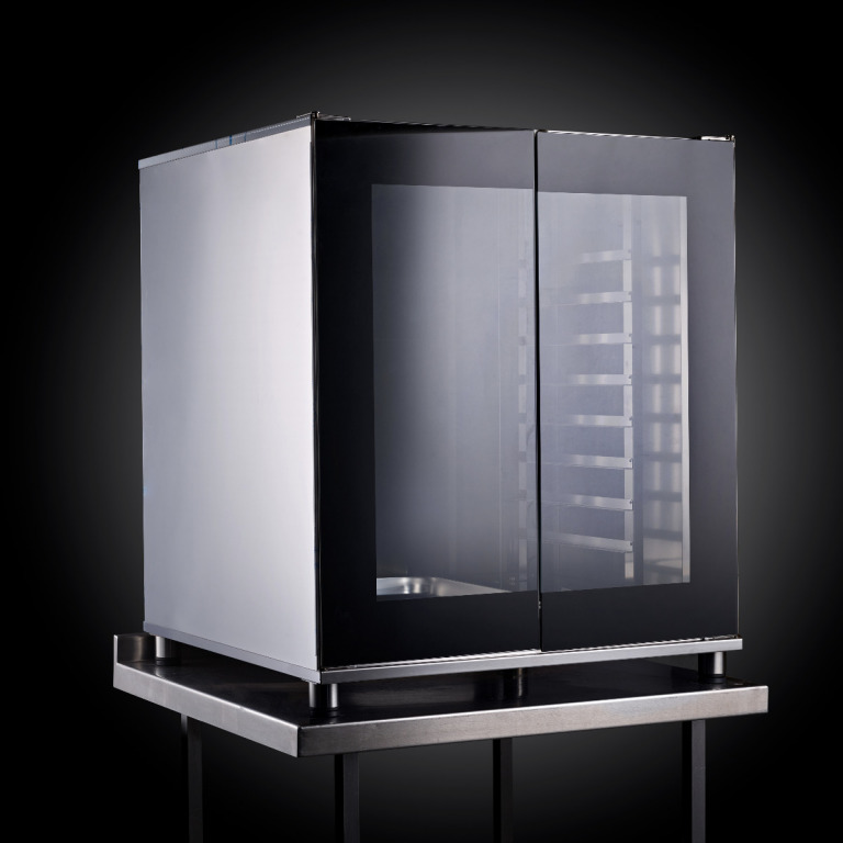 Piron PL2008 Counter-Height Proving Cabinet, 8 Shelf GN1/1
