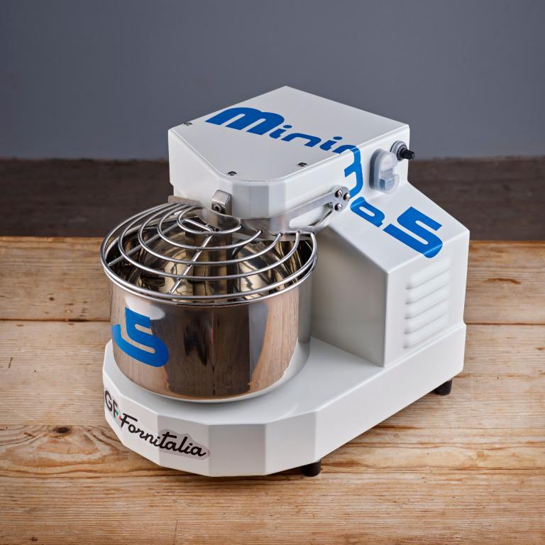 IGF Fornitalia 3100/Minima 5/MI 7L (5kg) Spiral Mixer-White