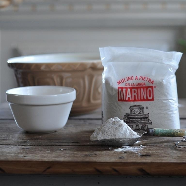 Organic Grano Saraceno (Buckwheat) Flour