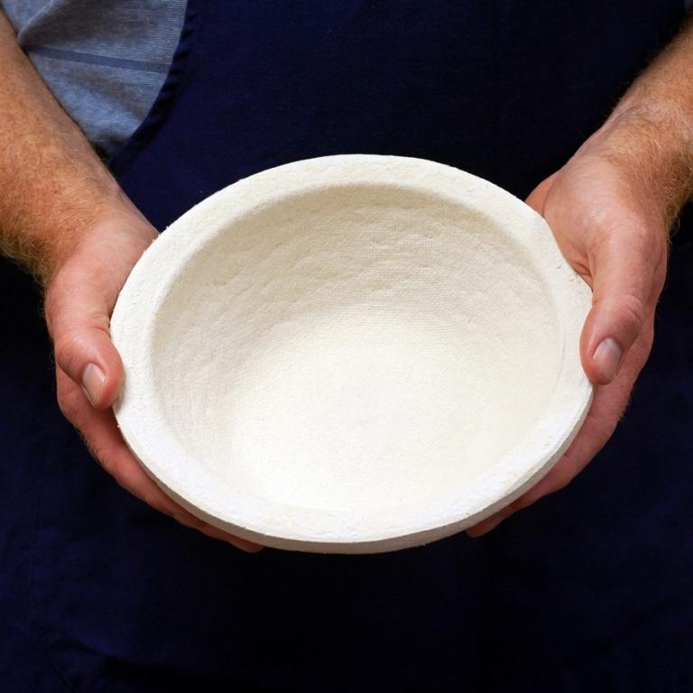 500g Smooth Round Brotform