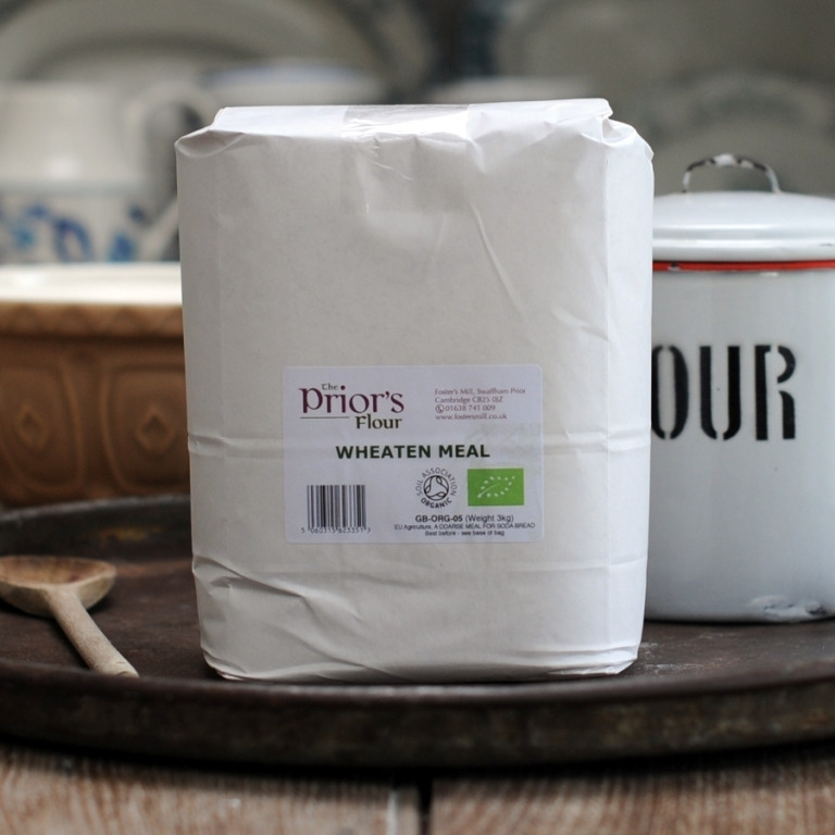 The Priors Organic Wheaten Meal