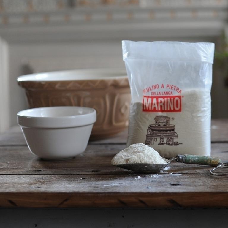 Organic Sfarinato di Grano Duro Flour (Durum Flour)