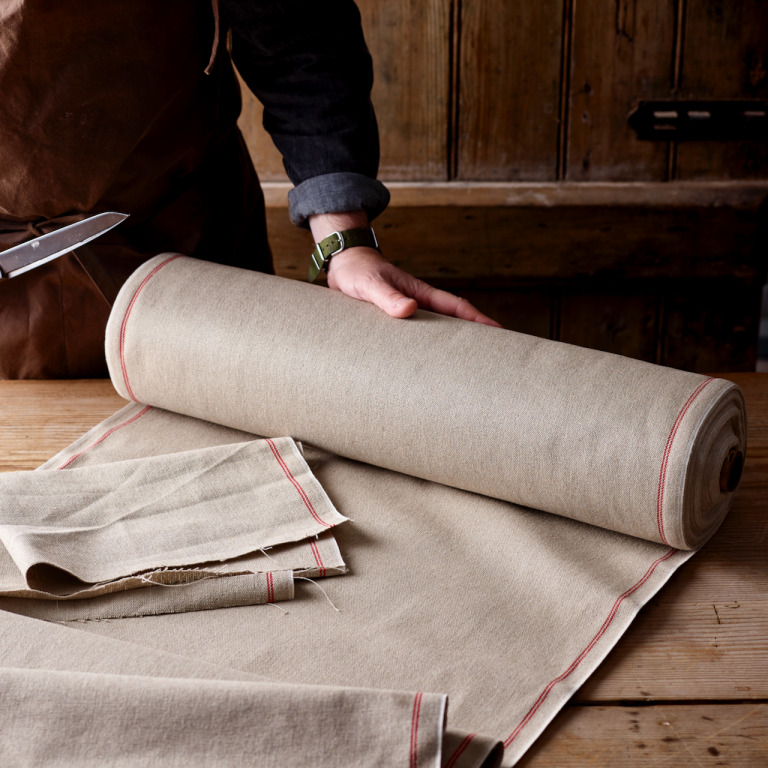"""Couche Proofing Linen by Running Metre 40cm (16"""") wide"""