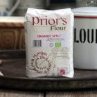 The Priors Organic Spelt Flour